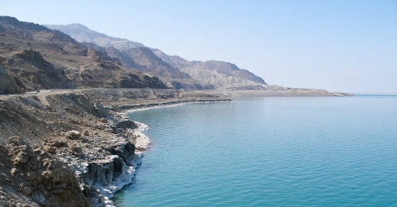 The Life Giving Healing Properties Of The Dead Sea