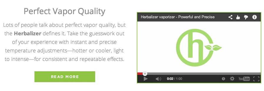 Herbalizer vaporizer review