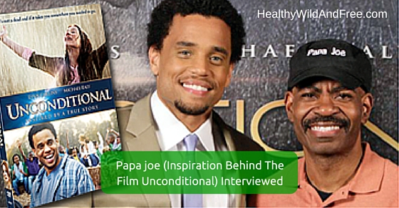 Papa Joe Bradford (Inspiration Behind The Film Unconditional) Speaks on Giving, Community And Love