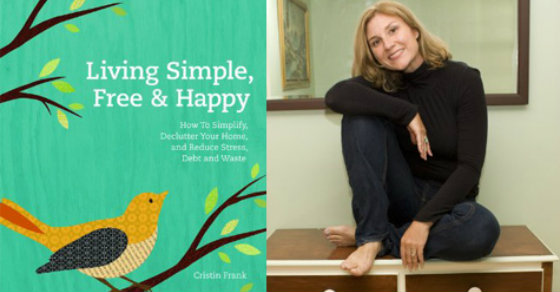 Cristin Frank Shares How You Can Reduce Stress in Your Life By Removing Clutter At Home