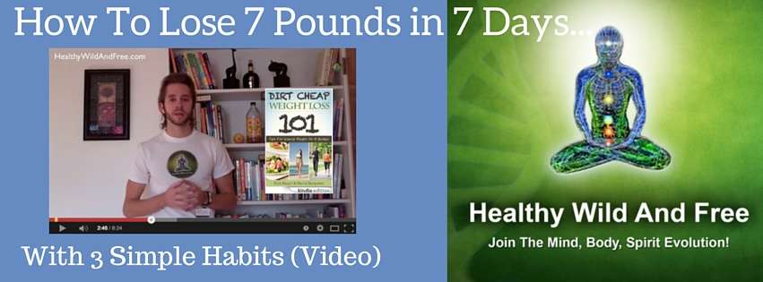 How To Lose 7 Pounds in 7 Days With 3 Simple Habits