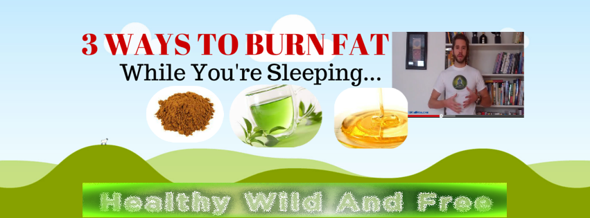 3 Ways To Burn Fat While You're Sleeping