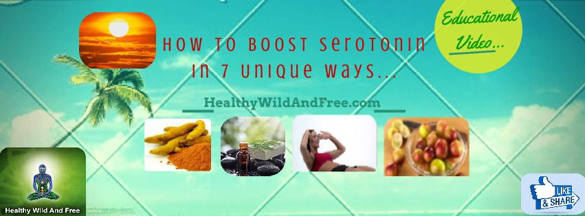 How To Boost Serotonin in 7 Unique Ways