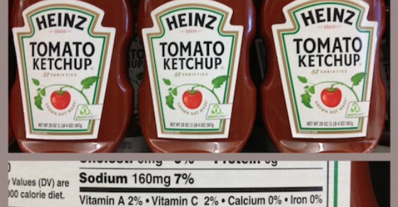 Warning: Avoid Heinz Ketchup Like The Plague, Here's 3 Research Backed Reasons Why