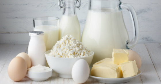 The Real Truth About Dairy (Everything You Need To Know About Eggs, Milk, Butter & Cheese)