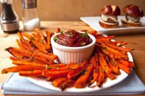 carrot-fries