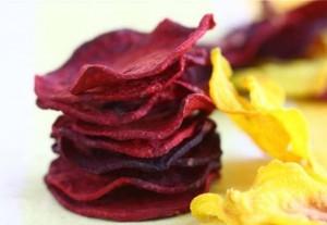 beet-chips