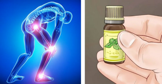 Rub Any Of These 5 Essential Oils Here For Immediate Pain Relief