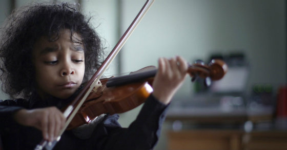 Caesar is A 6 Year Old Violin Prodigy Who Has Sickle Cell Anemia (Can You Help Him?)