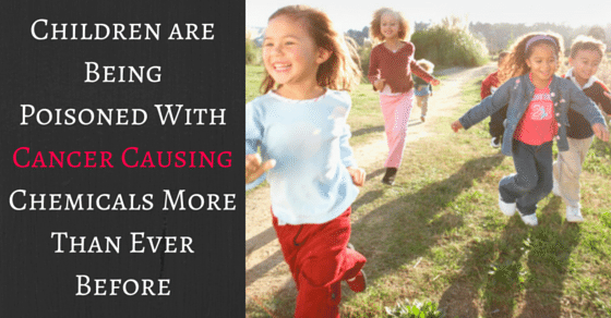 4 Ways People are Increasing Their Child's Cancer Risk