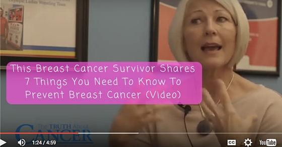 7 Things You Need To Know About Preventing Breast Cancer (From A Survivor)