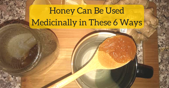 Honey Can Be Used Medicinally in These 6 Ways
