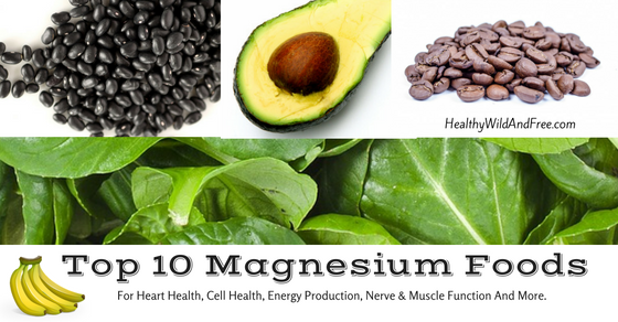 Top 10 Magnesium Foods To Eat Daily
