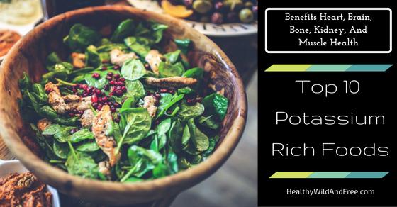 Top 10 Potassium Rich Foods For Your Heart, Kidneys, Metabolism