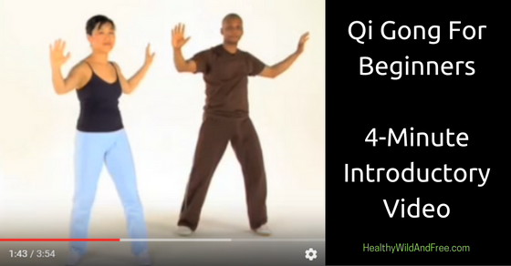 Qi Gong For Beginners (Chi-Gong An Introductory Video)