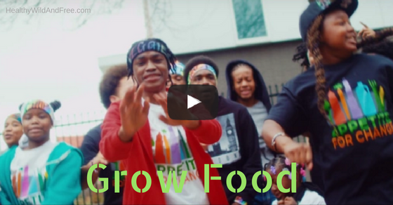 """Minneapolis Rap Group Launches Catchy """"Grow Food"""" Song With Music Video"""