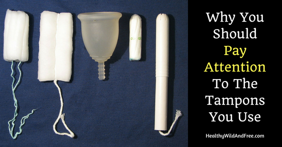 Why You Should Pay Attention To The Tampons You Use