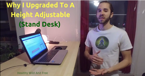 The Adjustable Height Desk Evolution – Why I Upgraded For Health, Longevity and Posture