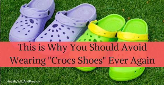 """This is Why You Should Avoid Wearing """"Crocs Shoes"""" Ever Again"""