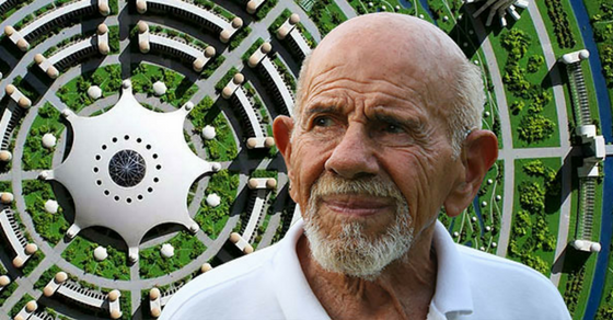 R.I.P. Jacque Fresco – A Tribute To One Of The Greatest Thinkers Of Our Time