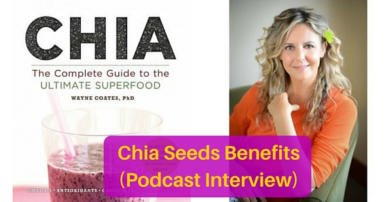 How Chia Seeds Boost Energy And Overall Health With Stephanie Pederson