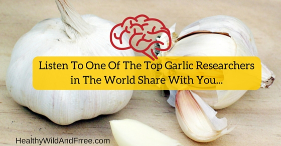 How Allicin in Garlic Will Boost Immunity, Improve Blood And Heart Health With Peter Josling