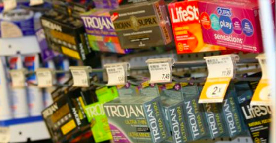 Condoms Found To Contain Toxic Chemicals & Hormone Disruptors