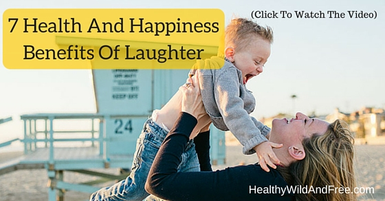 These 7 Things Happen When You Laugh