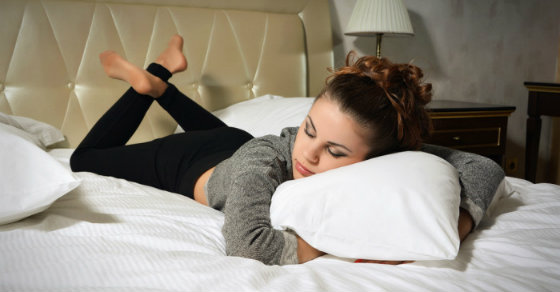 Trouble Sleeping? Here's How I Learned To Fall Asleep In Under 1 Minute Every Night
