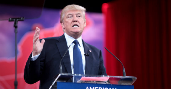 Donald Trump Shares His Surprising View On Vaccinations (Listen Here)