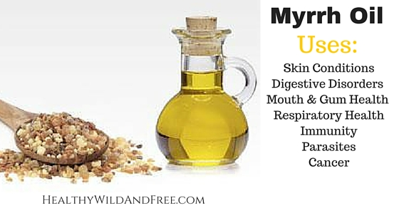 Myrrh Essential Oil Has These Tremendous Health Benefits