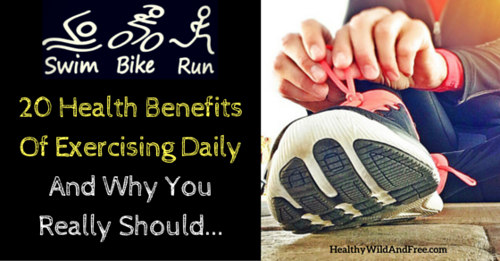 4 Important Reasons To Exercise At Least Once A Day