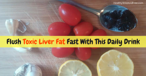 Flush Toxic Liver Fat Fast With This Daily Drink