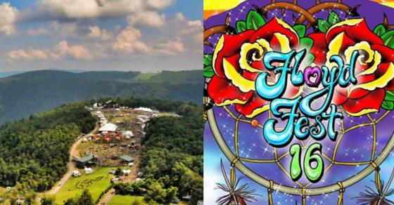 Come Enjoy Nature, Meditation, Massage, Music & More At FloydFest in Floyd Virginia