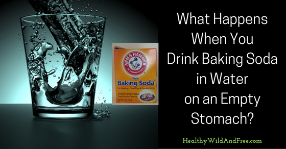 What Happens When You Drink Baking Soda in Water on an Empty Stomach