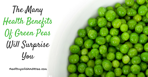 The Many Health Benefits Of Green Peas Will Surprise You