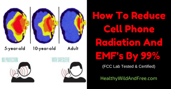 How To Reduce Cell Phone Radiation And EMF's By 99% (The Best Way: Lab Tested & Proven)