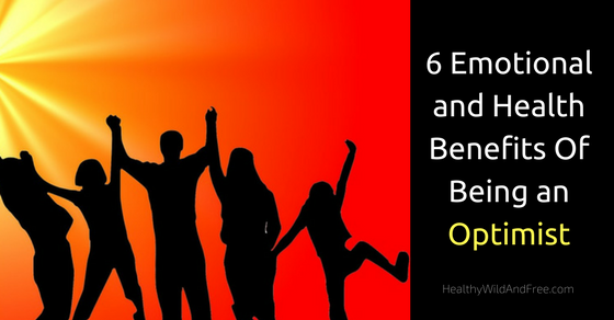 6 Emotional and Health Benefits Of Being an Optimist