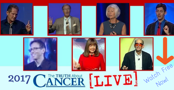 Join 40 Of The Top Scientists & Doctors in The World Discuss Treating And Preventing Cancer Naturally