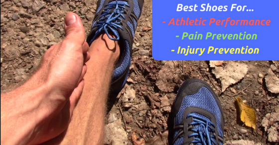 How To Prevent Knee & Back Pain As You Age – Do You Have Shoe Pain?