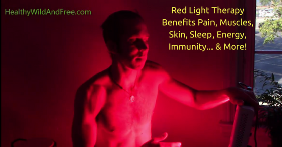 The Benefits of Red Light Therapy For Pain, Depression, Anxiety