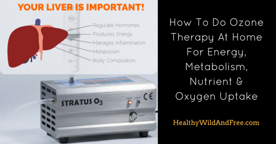 How To Do Ozone Therapy At Home And Receive Its Many Health Benefits